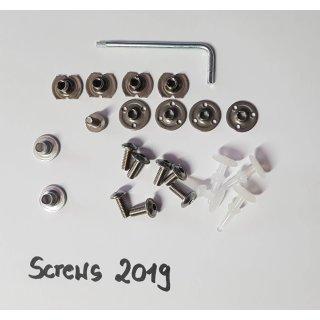 FB Schrauben Set 2019